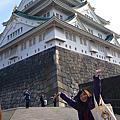 関西跨年迷妹之旅Day6-大阪城天守閣