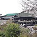 20110411  京都清水寺 --八阪神社