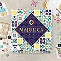 Majolica/馬約利卡