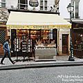 20160703法國巴黎-百年的甜點店Stohrer