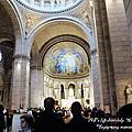 2016.07.03法國巴黎蒙馬特聖心堂