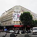 0627'16Galeries Lafayette Haussmann /拉法葉百貨奧斯曼店