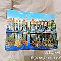 荷蘭-郵寄明信片