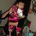 日本街頭的baby都穿這樣
