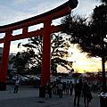 東福寺 伏見稻荷神社