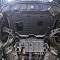 KCDesign 塑鋼引擎下護板