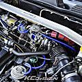 Nissan - KC.TBS 節氣門氣流倍增器