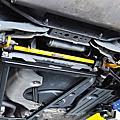 Ford Focus MK3 升級 KCDesign 底盤結構桿、後防傾桿