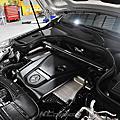 M-Benz GLC300 升級 KCDesign 底盤三件式結構桿