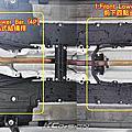 Volvo V90 T5 升級 KCDesign 全車底盤結構桿(四件式)
