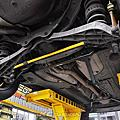 Volvo XC70 安裝 KCDesign 前後四點結構桿、後防傾桿