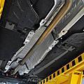 Volvo V60 中下結構補強件