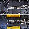 Volvo XC40 安裝全車底盤結構桿(三件式)