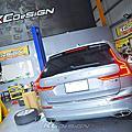 Volvo XC60 T6 安裝 KCDesign 底盤結構桿、後防傾桿