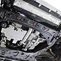 Vovlo XC90 D5 安裝 KCDesign 鋁合金渦輪管