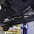Volvo XC40 T4M 升級KCDesign 底盤拉桿、鋁合金渦輪管