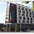 2011義法之旅Day2~米蘭住宿:RAMADA PLAZA