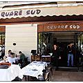 2011義法之旅Day5~安提布:SQUARE SUD午餐