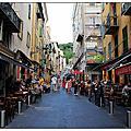 2011義法之旅Day6~尼斯舊城區0729