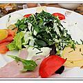 2011義法之旅Day7~尼斯舊城區Le Coin Quotidien午餐