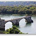 2011義法之旅Day11~聖貝內澤橋Le Pont Saint-Benezet