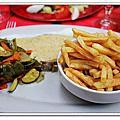 2011義法之旅Day11~亞維儂La Grande Brasserie Le Cintra晚餐