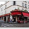 2011義法之旅Day12~双磨坊咖啡館Les Deux Moulins