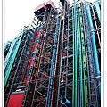 2011義法之旅Day12~龐畢度中心Centre Pompidou