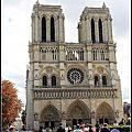 2011義法之旅Day15~巴黎聖母院Cathedrale Note-Dame de Paris