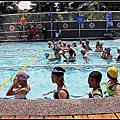 101年屏東縣軍警消海巡、企業勞工暨青少年游泳錦標賽day1