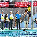 101年屏東縣軍警消海巡、企業勞工暨青少年游泳錦標賽day2