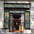 2012西葡之旅Day3~巴塞隆納:VIENA早餐