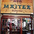 2012西葡之旅Day3~巴塞隆納:Maitea Taberna 西班牙菜午餐