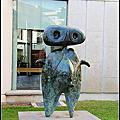 2012西葡之旅Day4~巴塞隆納遊記:米羅美術館Fundacio Joan Miro