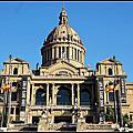 2012西葡之旅Day4~巴塞隆納遊記:加泰隆尼亞美術館Museu Nacional d'Art de Catalunya