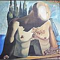 2012西葡之旅Day5~費格列斯達利劇院美術館Figueres Teatre-Museu Dali