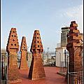 2012西葡之旅Day6~奎爾宅邸 Palau Guell