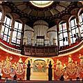 2012西葡之旅Day7~加泰隆尼亞音樂廳Palau de la Musica Catalana