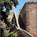 2012西葡之旅Day9~希布拉爾法洛堡Castillo de Gibralfaro