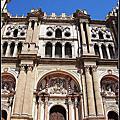 2012西葡之旅Day9~馬拉加市區&大教堂Catedral
