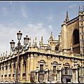 2012西葡之旅Day12~大教堂及迴旋塔‧希拉達塔La Catedral&La Giralda