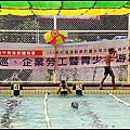 102年屏東縣游泳派對~軍警消海巡、企業勞工及青少年游泳錦標賽Day1