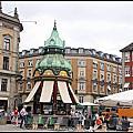 2013暑假北歐遊Day2~丹麥哥本哈根遊記:新國王廣場Kongens Nytorv