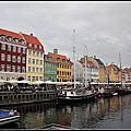 2013暑假北歐遊Day2~丹麥哥本哈根遊記:新港Nyhavn