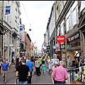 2013暑假北歐遊Day2~丹麥哥本哈根遊記:行人徒步購物區Stroget