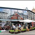2013暑假北歐遊Day3~丹麥哥本哈根遊記:哥本哈根室內市集TORVEHALLERNE KBH