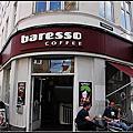 2013暑假北歐遊Day3~丹麥哥本哈根食記:Baresso Cafe咖啡館