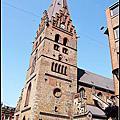 2013暑假北歐遊Day4~瑞典馬遊記:大廣場附近Stortorget(市政廳&聖彼得教堂St.Petri Kyrka)