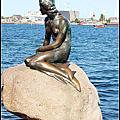 2013暑假北歐遊Day4~丹麥哥本哈根遊記:小美人魚像Den Lille Havfrue