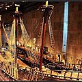 2013暑假北歐遊Day6~瑞典斯德哥爾摩遊記:瓦薩號戰艦博物館Vasamuseet